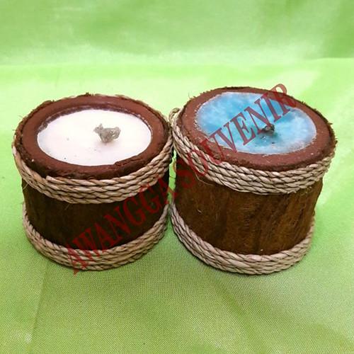 lilin kulit kayu