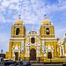 Iglesia de Trujillo, Perú.
