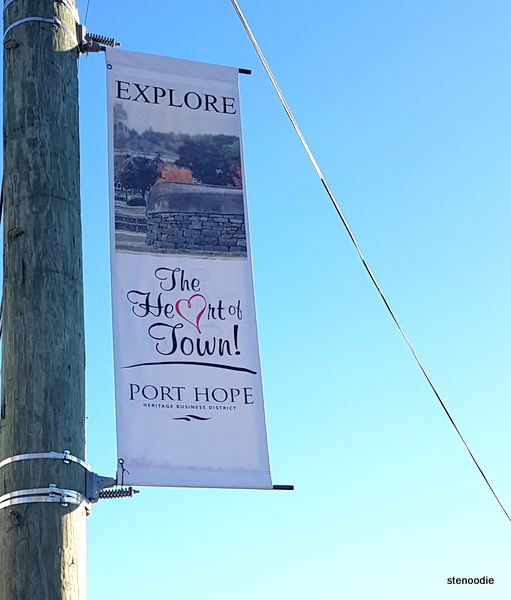 Explore Port Hope