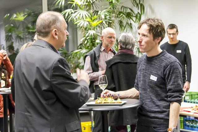 Campus für Demokratie vernetzt in Luzern, 20.03.2018
