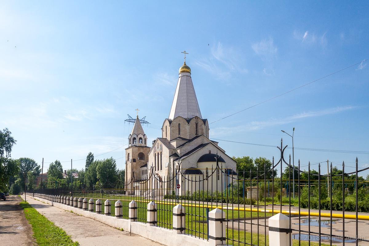Старообрядческий храм Святой Троицы В Балакове фото 008_1700