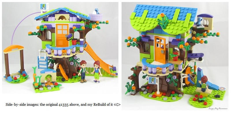 Heartlake Times Review 41335 Mias Tree House