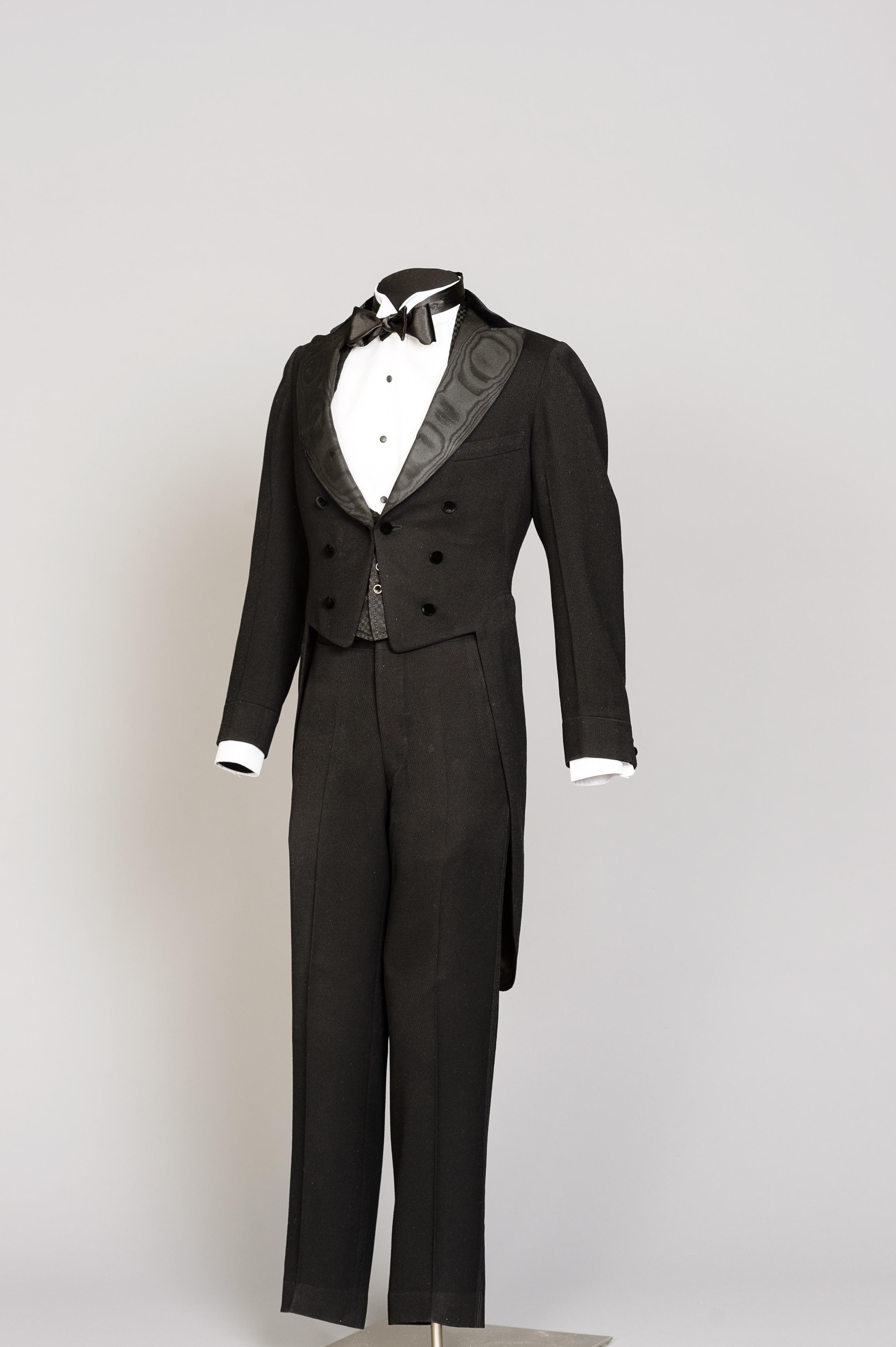 Fashion and Satire: Tuxedo