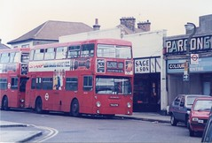1985 Streatham Common THX276S