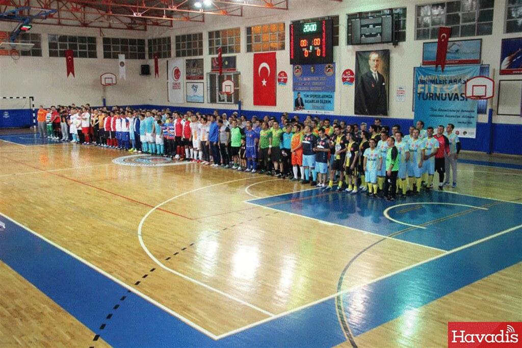 """""""Birimler Arası Futsal Turnuvası"""" başlıyor"""