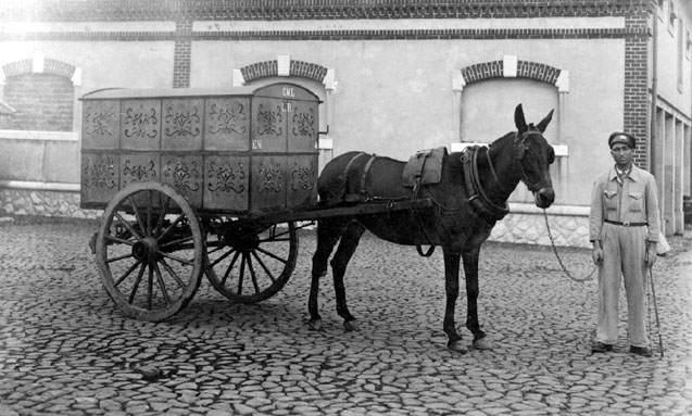 Carroça dos cães, Lisboa (E. Portugal, 1939)