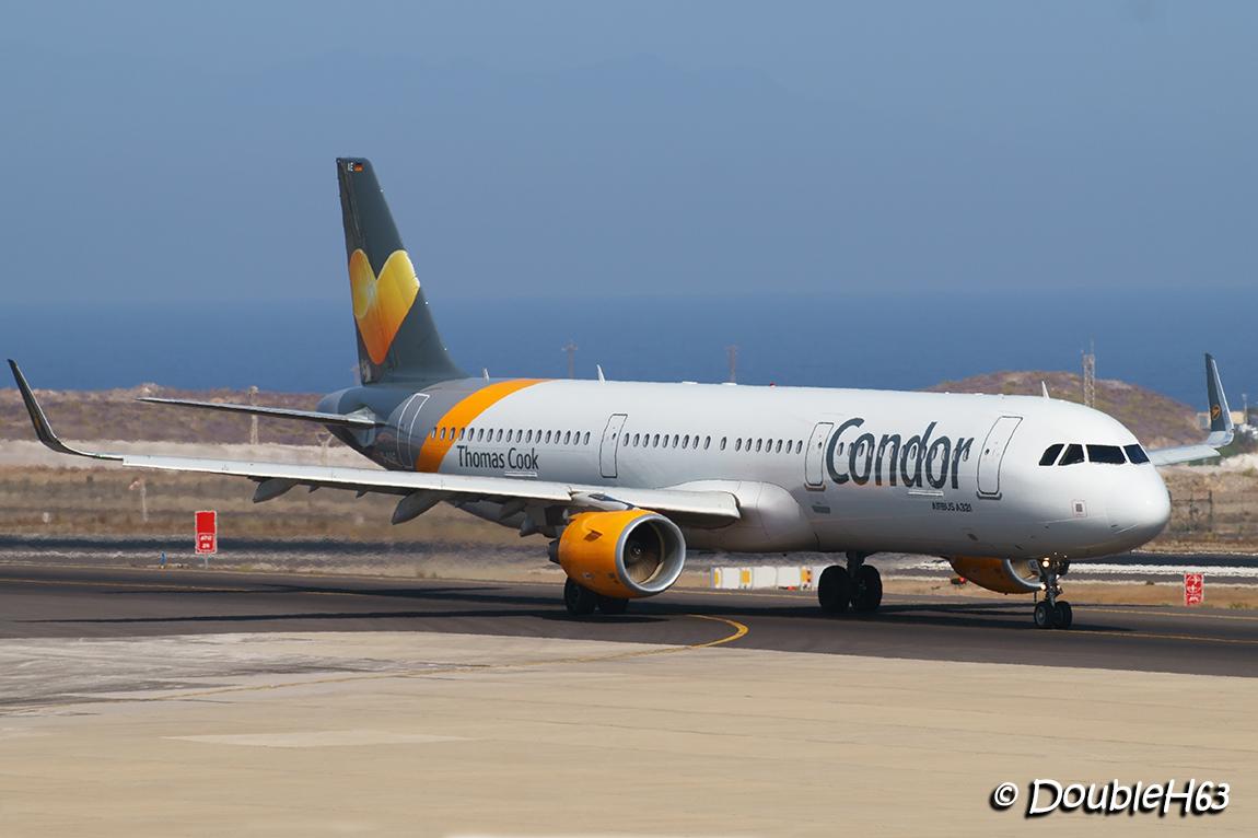D-AIAE A321 Condor TFS