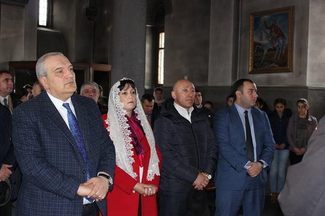 Surb Sargis church