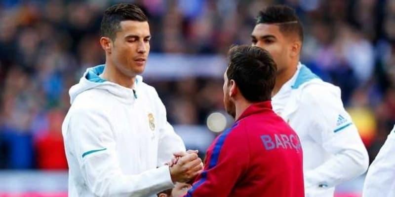 Cristiano Ronaldo Sangat Yakin Akan Kalahkan Lionel Messi