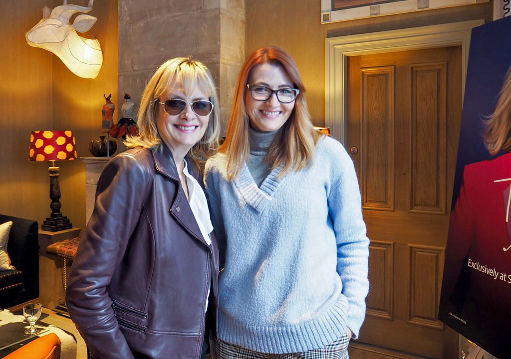 Interview with Twiggy Lawson: The Aurora Twiggy for Specsavers Frames | Not Dressed As Lamb, over 40 style blog