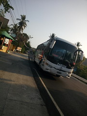 Partas Buses Regular spottted at San Esteban, Ilocos Sur