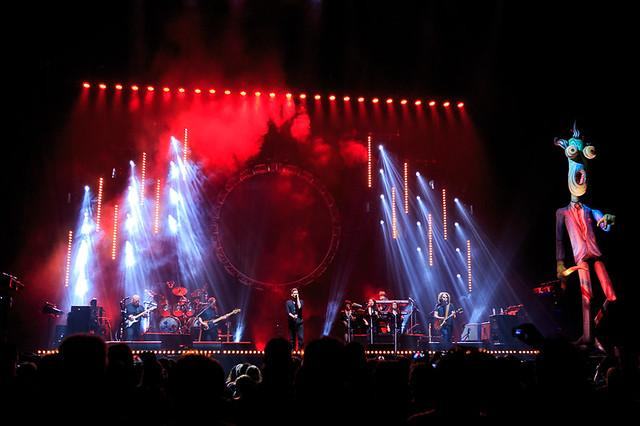 Australian Pink Floyd live in Oberhausen