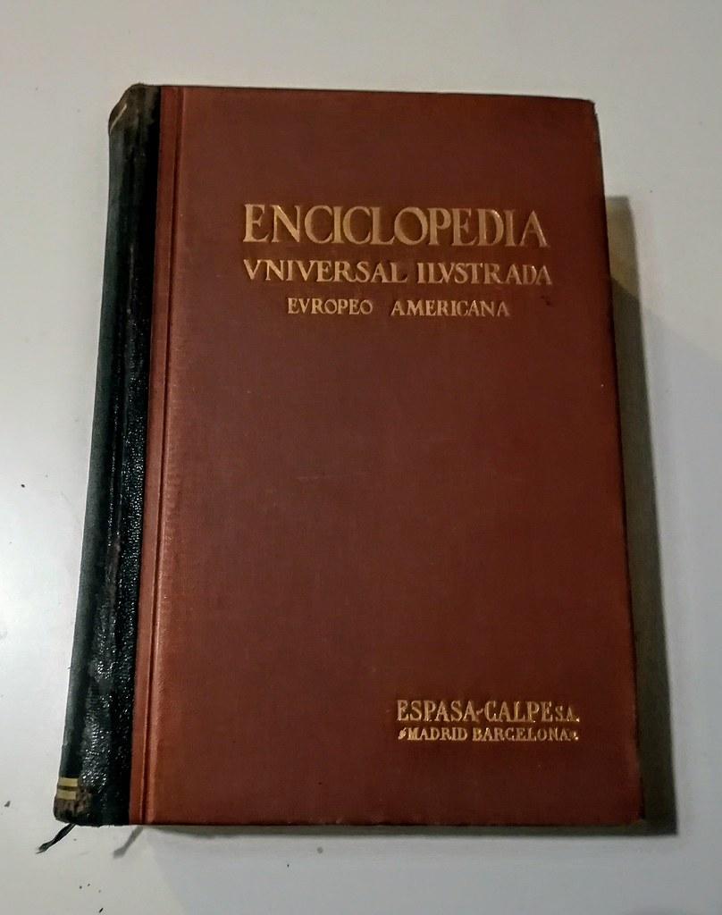 Enciclopedia Universal Ilustrada Europeo-Americana - Espas