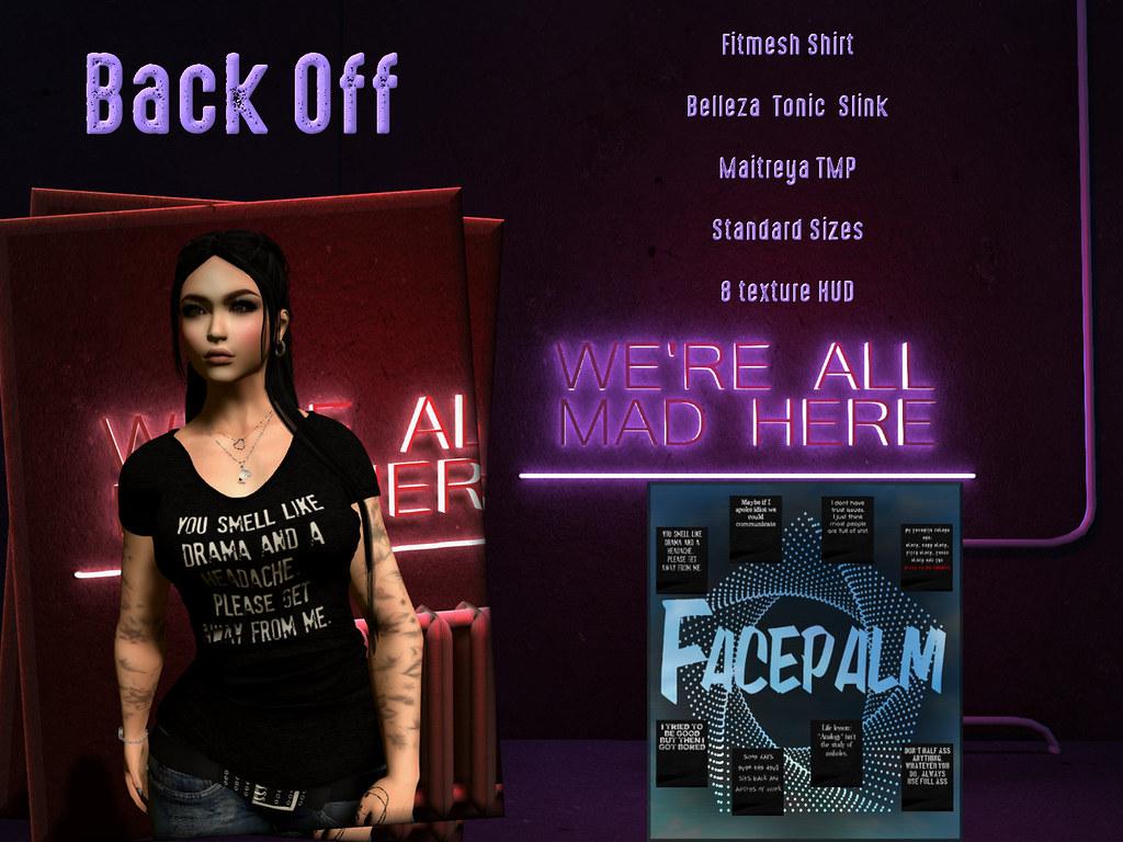 +FC+ Back Off