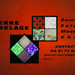 Version démo Logo + CV - Pierre Carrelage