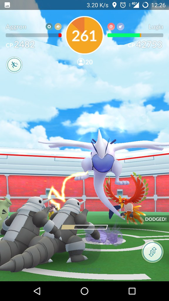 Interesting Flickr photos tagged lugia | Picssr