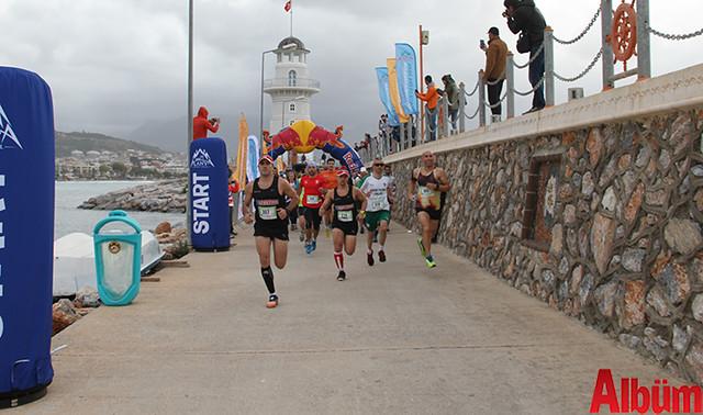 Alanya Ultra Trail yarışı yapıldı-4