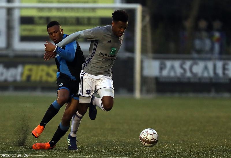 Beloften Club Brugge -  RSC Anderlecht Beloften