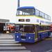 Hughes (Atherton Bus Company), Westhoughton KBJ 396N ex 129 SOV, GGG 306N