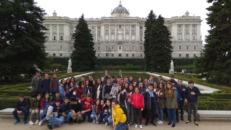 Viaje cultural a Madrid 3º ESO