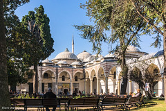Turquie Istanbul Palais Topkapi Octobre 2014