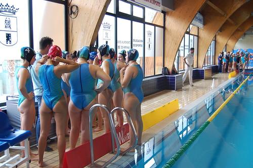 Waterpolo Dos Hermanas femenino División de Honor