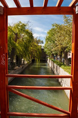 Puente rojo