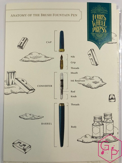 Ferris Wheel Press The Brush Fountain Pen Review 1