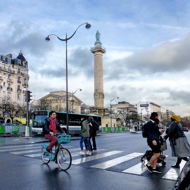 Avenue du Trône, Paris