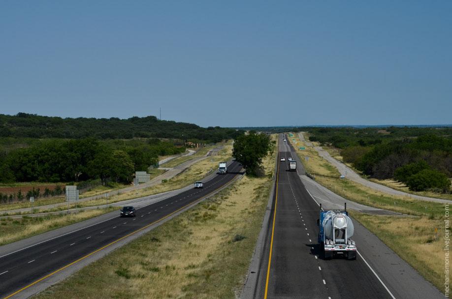 История дорожной системы США 16
