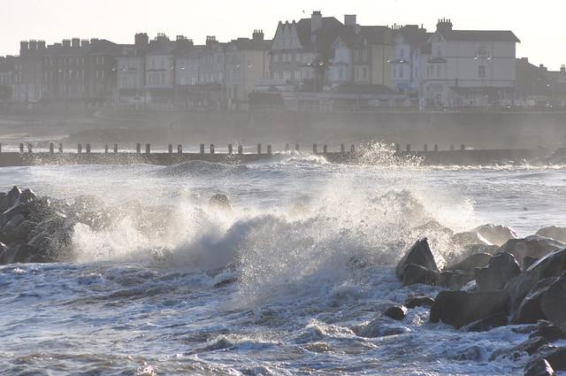 Wind on the coast, Nikon D90, AF Nikkor 70-210mm f/4-5.6D