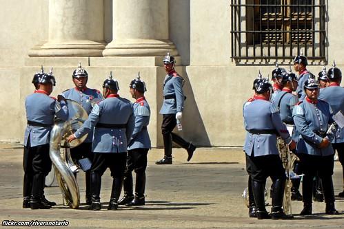 Ejército de Chile - Santiago, 12 de marzo 2018