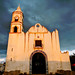 San Román Church, Campeche por Second-Half Travels