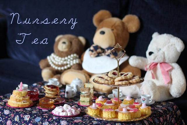 nursery tea