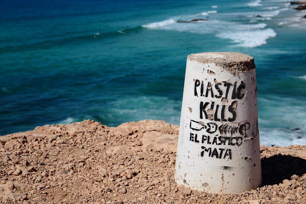 el plastico mata