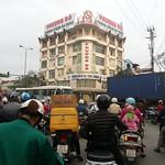Ride through Hai Phong
