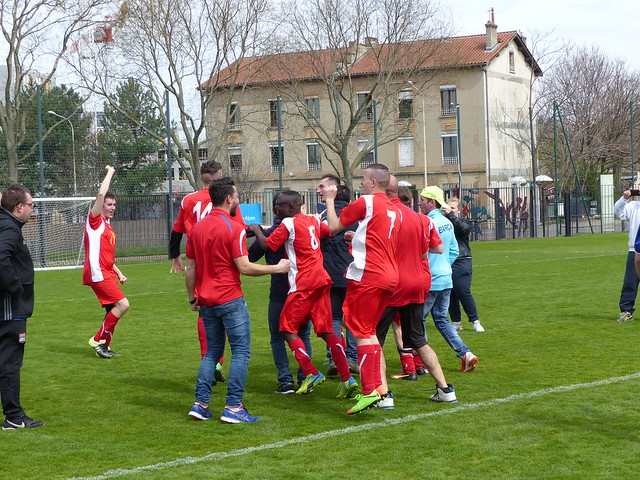 Plateau final Football 7 avril