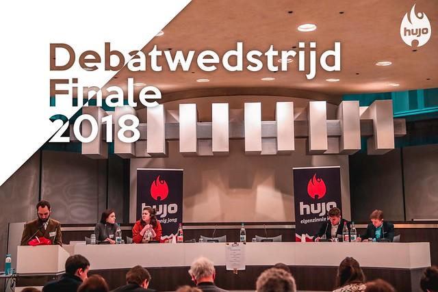 Jakke en Pieter-Jan in de finale van de Digimores debatwedstrijd!