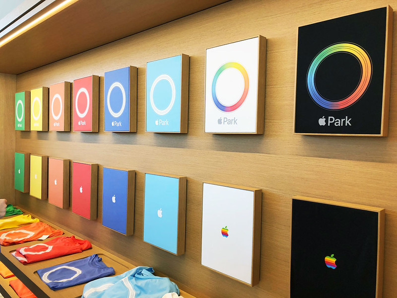 Apple Park T-Shirts (Credits to The Mac Observer)