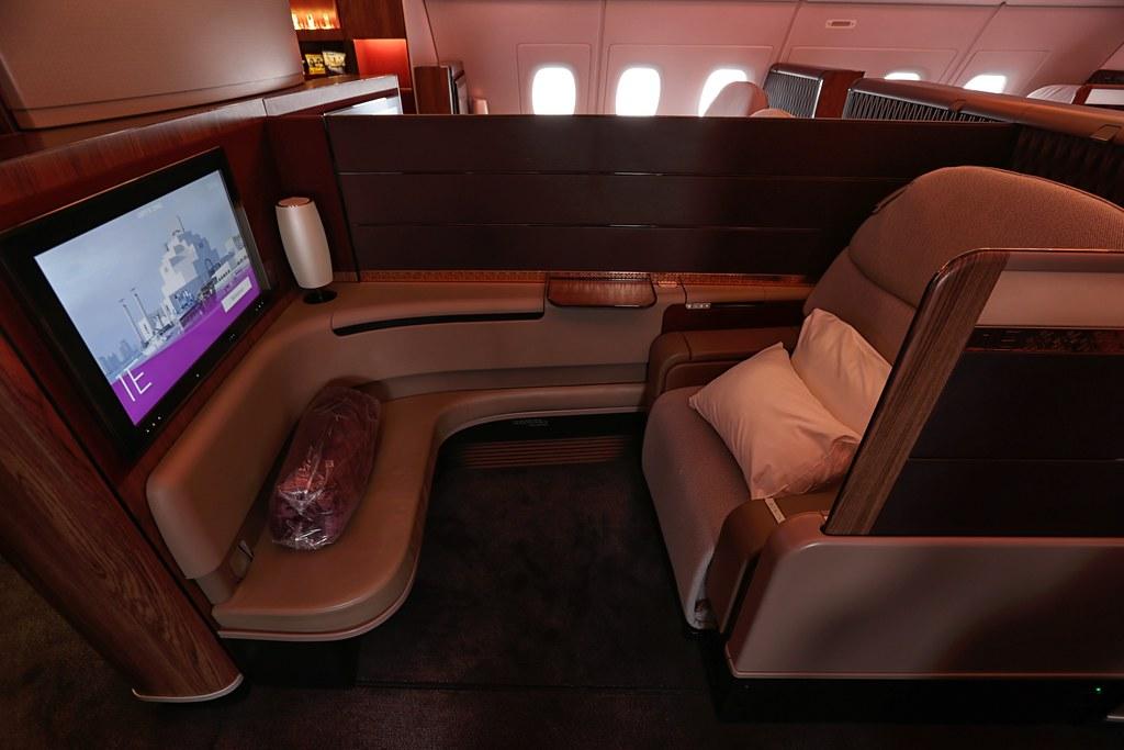 Qatar A380 First Class 10