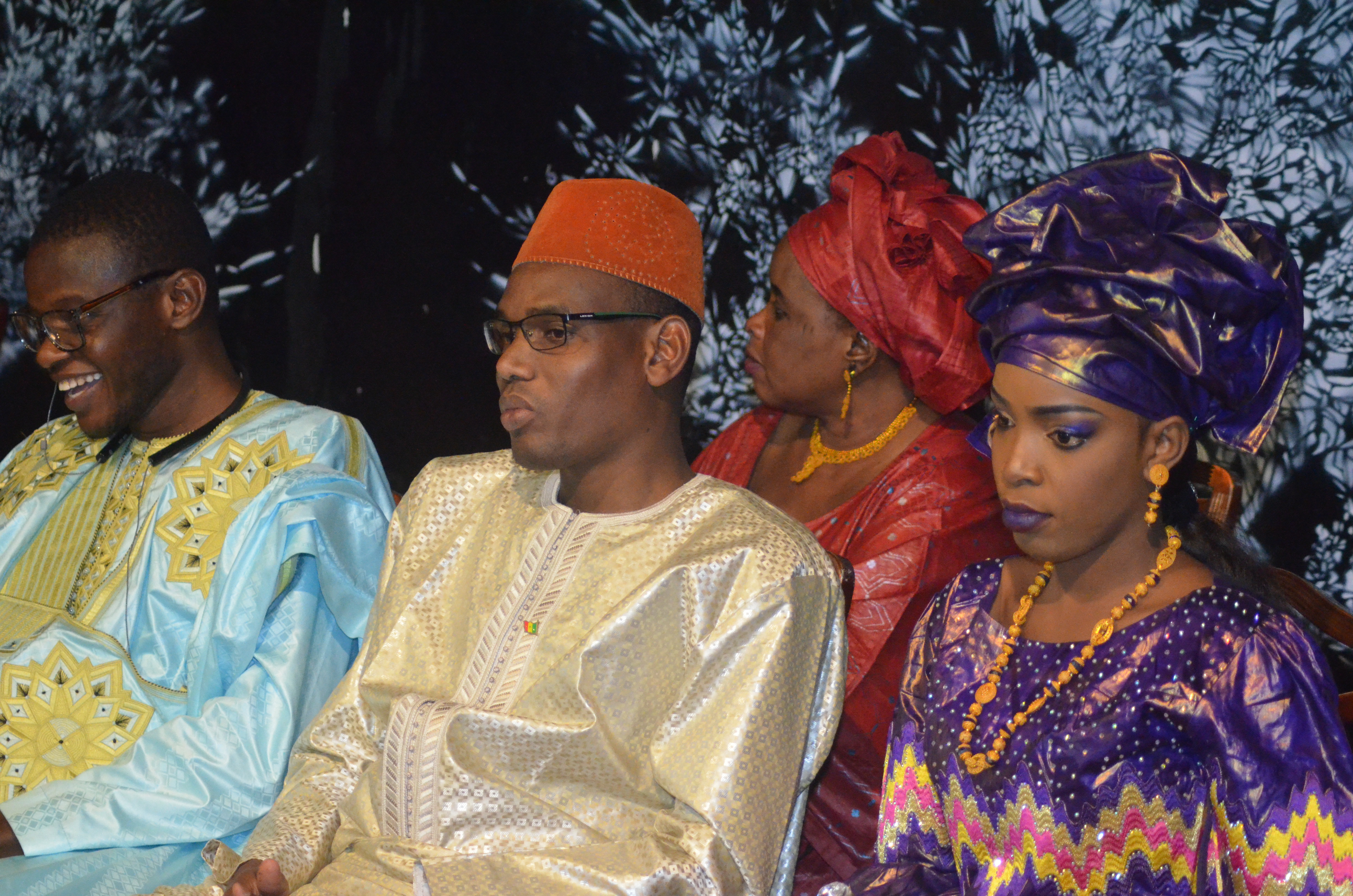 Première Edition soirée culturelle de l'Association Boyinadji Ma fierté de Bokidiawé, le parrain Bocar Abdoulaye Ly appelle à l'union des cœurs (11)