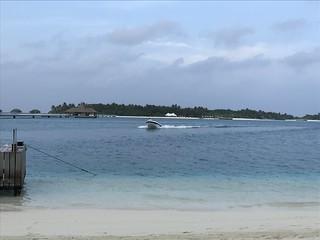 Изображение Ralfi Beach Пляж длиной 563 м. dubai maldives 2017