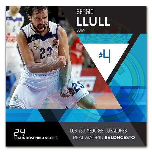 #4 SERGIO LLULL