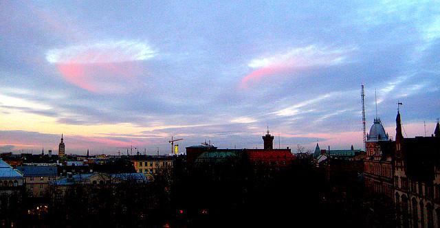 Helsinki in November