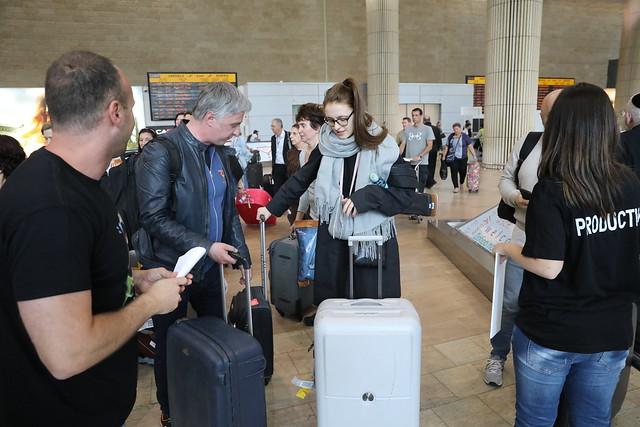 Official Photos Israel Calling 2018 - Ben Gurion Airport