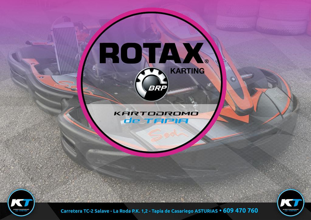 Resultados Rotax Max en Pista de 1.200 metros