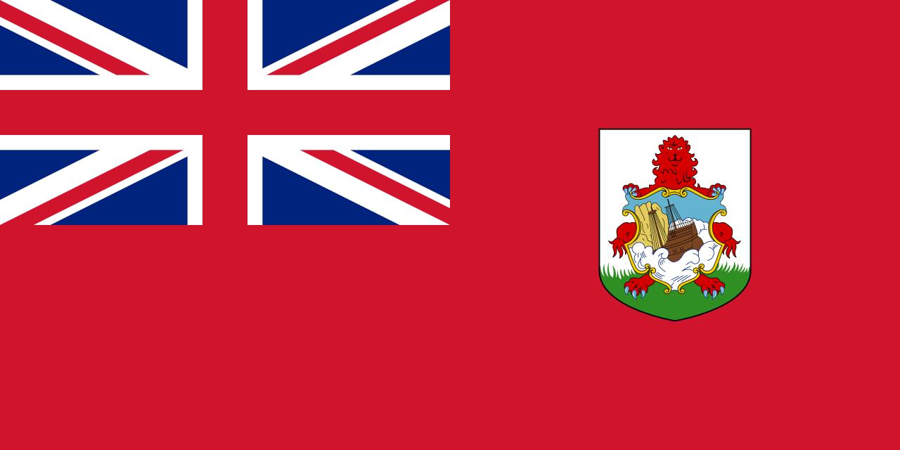 Bermuda flag (1910-1999)