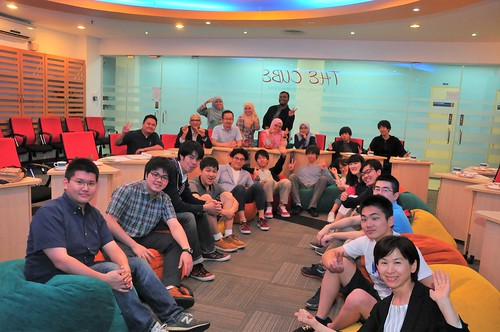 Lawatan delegasi Tokyo Institute of Technology (Tokyo Tech)