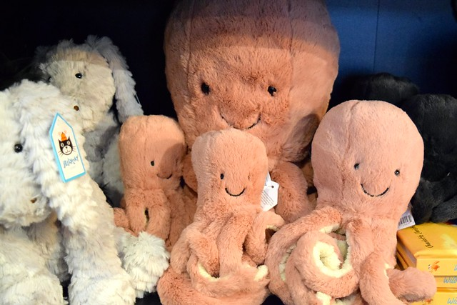 Cuddly Toys at Wrapped!, Canterbury