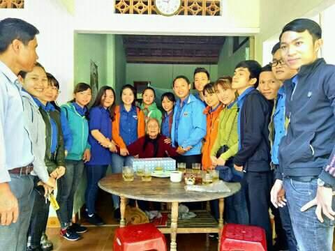 Đoàn xã Tam Đại, Phú Ninh